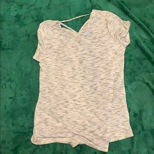 Maurice's knit shirt sleeve jacket
